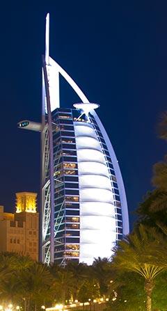 Burj al-Arab a Dubai